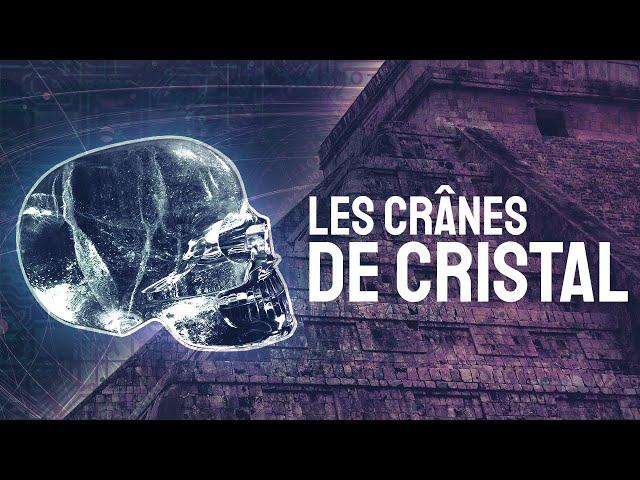 Les crânes de CRISTAL | Artéfacts ou contrefaçons ?