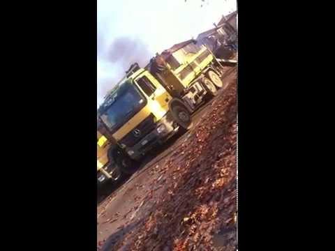 video shock esplosione a Cerro Maggiore