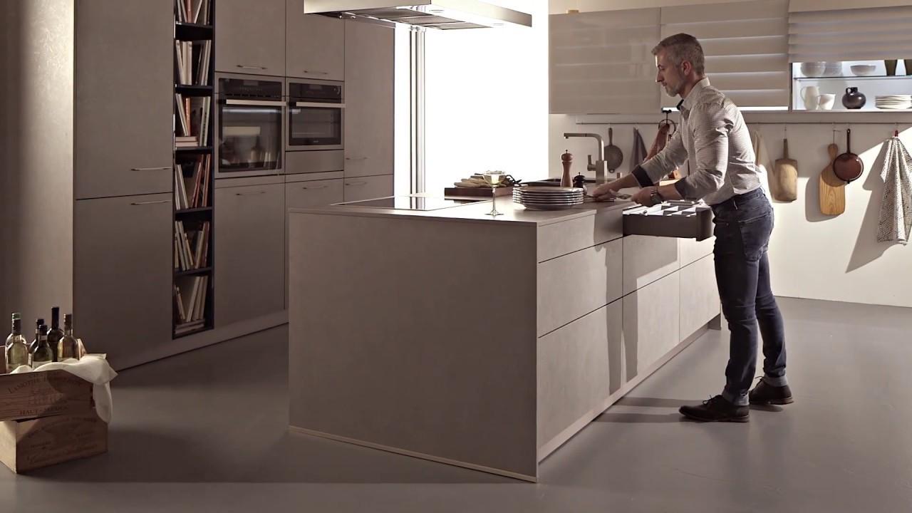 CONTUR Küche U2013 Tip On