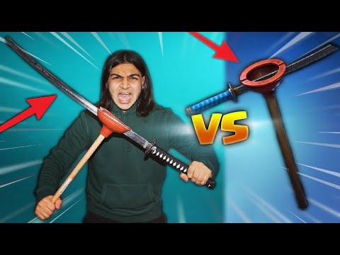 FORTNITE PICKAXES IN REAL LIFE! | HOW TO MAKE BEST FORTNITE AXES IN REAL LIFE (DIY NINJAS PLUNJA!)