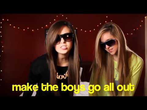 """I Like It Like That"" Lyrics & Video - Megan & Liz"