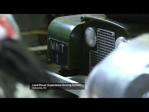 Land Rover Expedition America: Crossing the USA