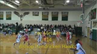Lee Messier Bishop Hendricken Hawks Highlights (1080p HD)
