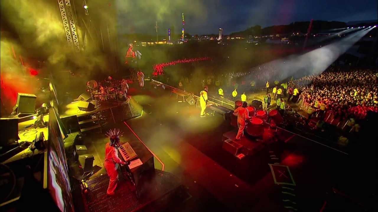 Slipknot - Dead Memories / Gently (Live at Download Festival 2013) Pro Shot HD* 1080p