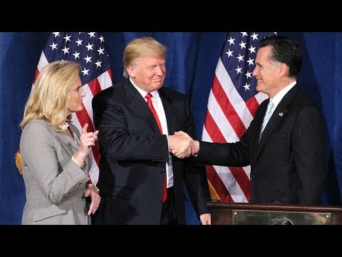 MORE PEOPLE Think Trump Sexually Assaulted Mitt Romney