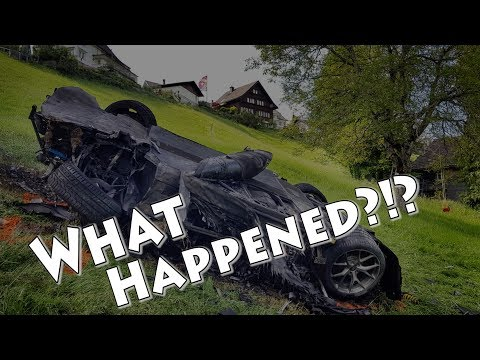 Richard Hammond Supercar Crash - Why?