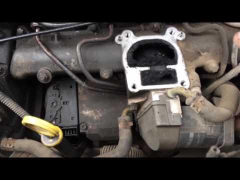 часть 1 Opel Zafira 2.0 DTH масло в солярке снятие и установка тнвд настройка впрыска