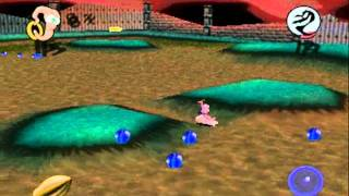 Earthworm Jim 3D - Game Over