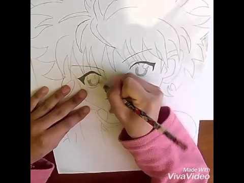 Comment colorier un manga noir et blanc youtube - Comment colorier un manga ...