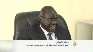 برلمان جنوب السودان يجيز تعديلات الدستور الانتقالي