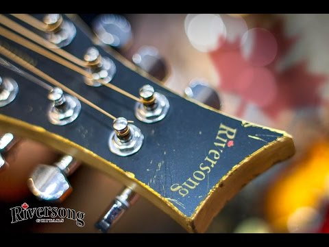 High Quality Custom Handmade Guitars by Riversong Guitars