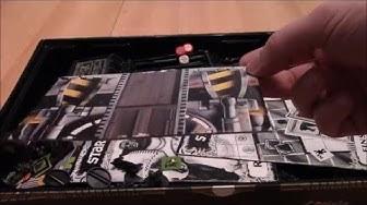 Brettspiel - Starquest - Unboxing - Fantasy / Rollenspiel von MB Spiele / Koop