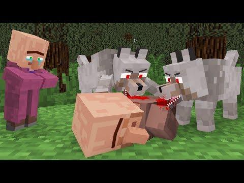 Top Life Animations IV - Minecraft Animation