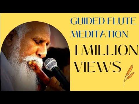 Guided Flute Meditation in Telugu by Patriji