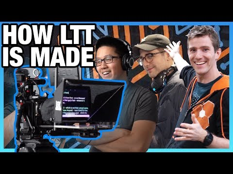 How Linus Tech Tips Videos Are Made | Start to Finish Process