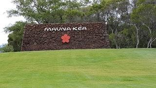 Top 5 golf course on the big Island Mauna Kea golf course vlog chapter 1