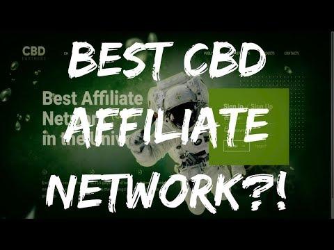 BEST CBD AFFILIATE NETWORK!? EASILY MAKE MONEY ONLINE! 💰