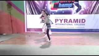 aatma ma song dance by kreeti and ashok
