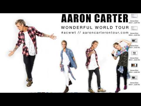 Aaron Carter KLLY 95.3 Interview