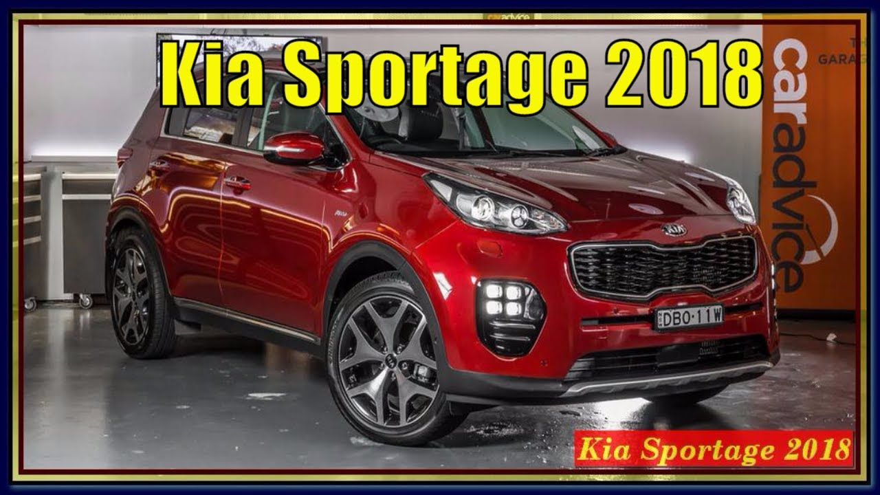 New kia sportage 2018 review interior exterior youtube for Interior kia sportage 2018