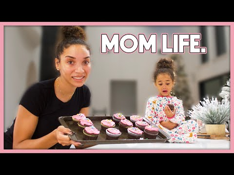 A Day in My Life: Single Mom Edition!