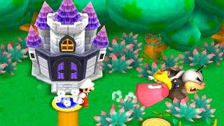 New Super Mario Bros. 2 Walkthrough - World 3 (All Star Coins)
