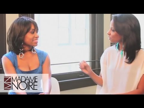 Angell Conwell Speaks On Being A Black Actress In Hollywood