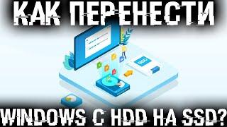 Как перенести(клонировать) Windows с одного диска на другой с помощью EaseUS Disk Copy?