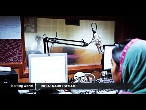 India: Radio as Teaching Support in Rural Areas (Learning World S4E23, 1/3)