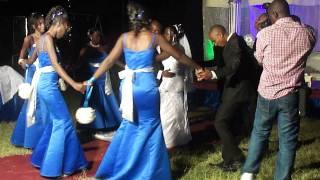 Harusi ya Bw  Khery Phares Chibwaye na Bi Namara Oswald Part 1 MO BLOG