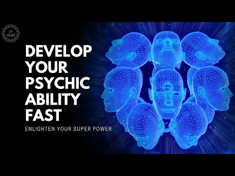 Extrasensory Perception | Develop Your Psychic Ability Fast | Enlighten Your Super Power | Pure Tone
