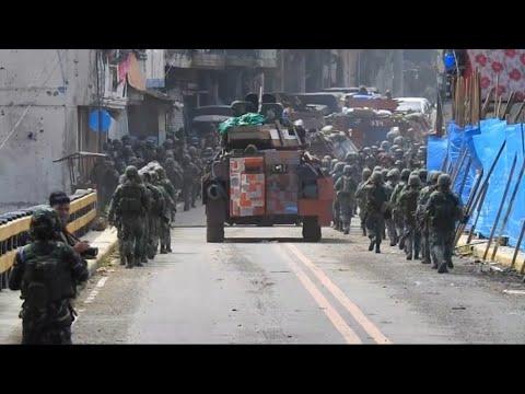 أخبار عربية وعالمية - الفلبين: انتهاء خمسة اشهر من المعارك في مراوي  - نشر قبل 4 ساعة