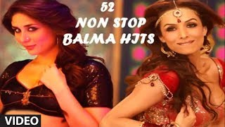52 Non Stop Balma Hits Full Length Exclusively on T Series Popchartbusters
