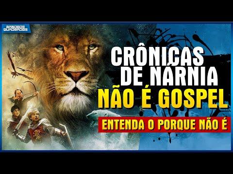 REVELADO: CRÔNICAS DE NÁRNIA NÃO É UM FILME GOSPEL, SAIBA O PORQUE.