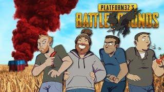 Will we get a chicken dinner as we play PlayerUnknown's Battlegroun...