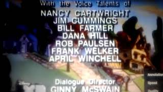 Goof Troop (1992-1993) End Credits PlanetLagu
