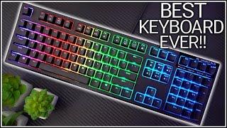 The BEST Mechanical Keyboard I've Ever Used!