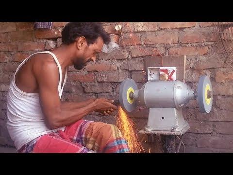 Steel Metal cutter Machine | Super Chop Saw Machine | Amazing DIY Machine