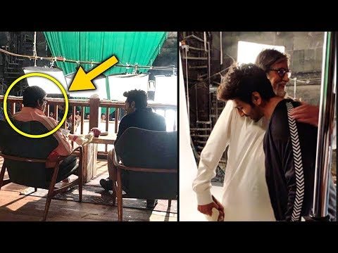 Kartik Aaryan's FAN Moment With Amitabh Bachchan Mp3