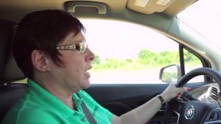 2015 Buick Encore Test Drive