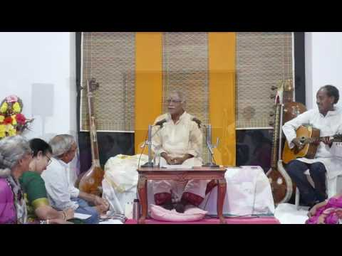 12-Music workshop by Sri Malladi Suribabu-Veedakuma Vidanadakuma