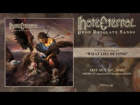 Hate Eternal - What Lies Beyond (official premiere)