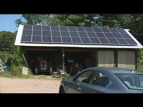 Solar energy growing in Massachusetts