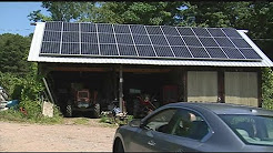 Solar energy growing in Massachusetts