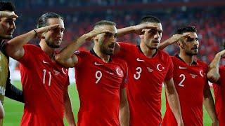 France-Turquie, bien plus qu'un match de foot Video