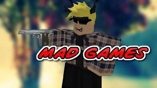 Roblox Mad jogos | Episódio 74 | EU BATI O MELHOR TRICKSHOT SEMPRE!!!!
