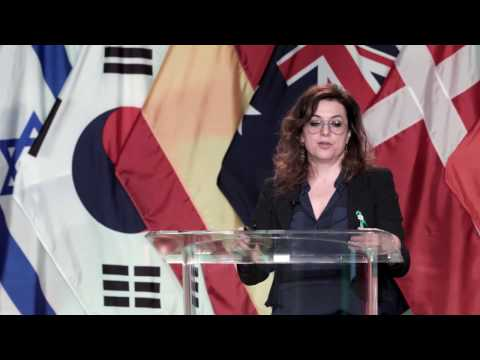 Featured Speaker Maria Spiropulu - 2017 NMO Roundtable Conference