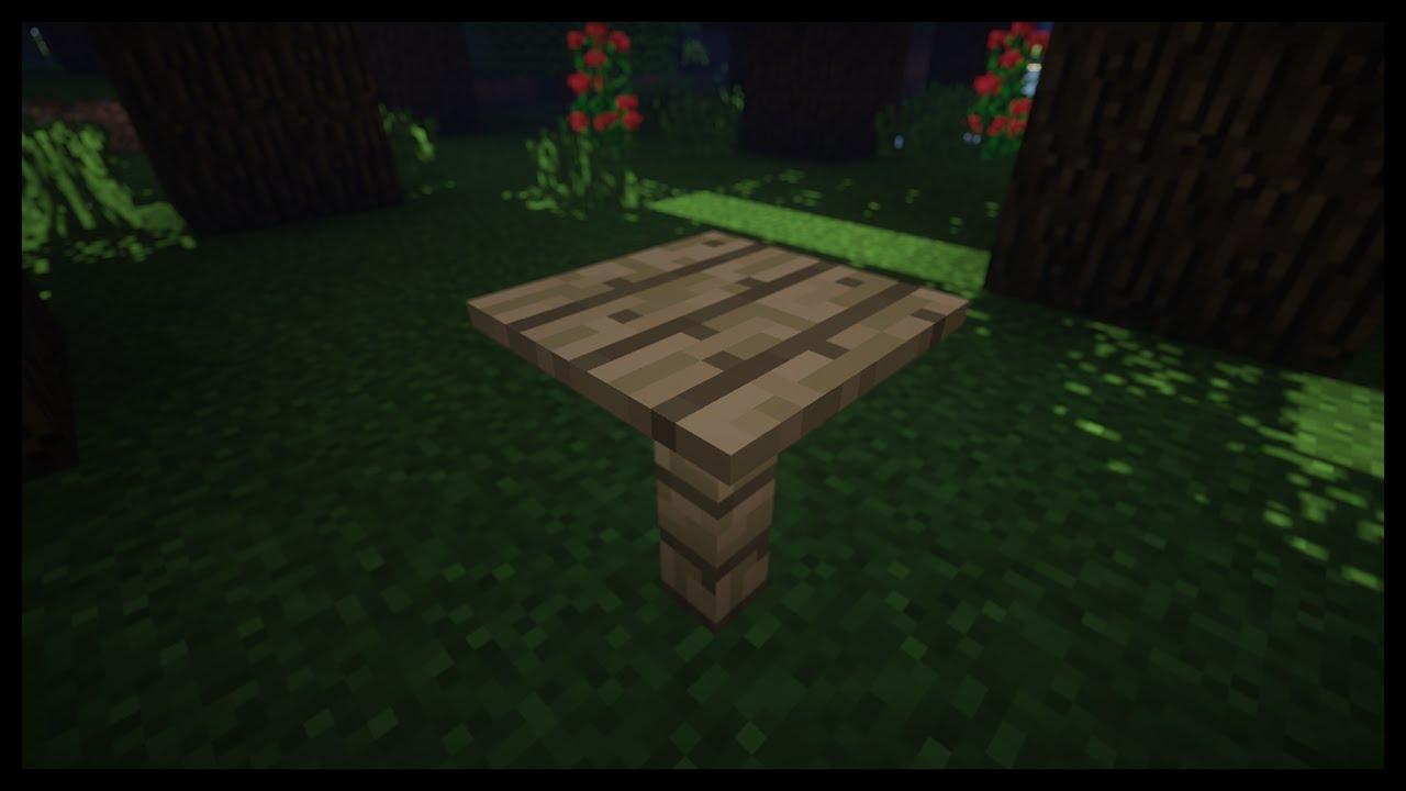 Come Fare Un Banco Di Lavoro Su Minecraft : Come fare un tavolo simple latest excellent mobile with come