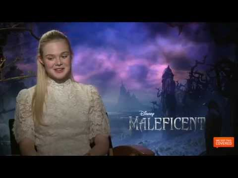 Maleficent Interview With Sharlto Copley, Elle Fanning, Sam Riley and Robert Stromberg [HD]