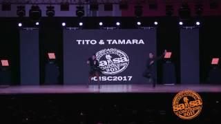 cisc 2017 saturday night tito tamara